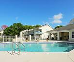 Pool, Tealwood Parke Apartments