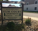 Elm Court Apartments, Central Elementary School, Logan, OH