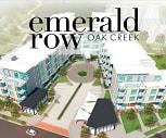 Emerald Row Apartments, Oak Creek High School, Oak Creek, WI