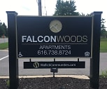 Falcon Woods, Downtown Zeeland, Zeeland, MI