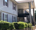Lowell Road Apartments, J O Kelly Middle School, Springdale, AR