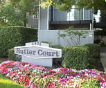 Sutter Court Apartments, Del Campo High School, Fair Oaks, CA