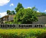 Berrendo Square, Alamo Heights Junior High School, San Antonio, TX