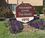 The Drake & Anderson Court Apartments, Davis, CA