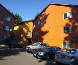 Riva Courtyard Apartments, Glenfair Elementary School, Portland, OR