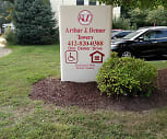 A J Demor Towers, Churchill, PA