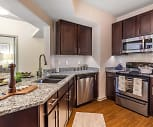 Kitchen, Saxon Woods Apartments by Cortland
