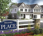 Rendering, Hilliard Place