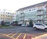 Esplande, The, St Michael Elementary, Hudson, MA