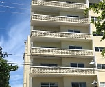 Regency House Apartments, North Beach Elementary School, Miami Beach, FL