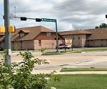 La Villa and Tanglewood Apartments, Lawton Christian School, Lawton, OK