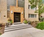 Poets Row, West High School, Denver, CO