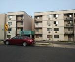 Oak Woods Apartments, Thomas Jefferson Primary School, Peoria, IL