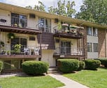 Del Marr Apartments, Averill Spanish Immersion School, Lansing, MI
