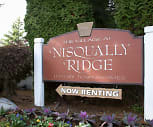 Community Signage, Village At Nisqually Ridge