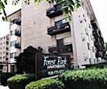 Forest Park Apartments, Austin, Chicago, IL