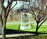 Sign, Eastpointe Apartments