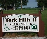 Welcome Home!, York Hills II