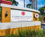 Carriage House, Southside, Savannah, GA