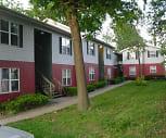 Exterior, Hollyhock Apartments