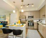 Kitchen, Portico