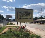 Valley Bridge, Columbia Middle School, Decatur, GA
