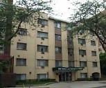 Sheridan Lake Apartments, Bryn Mawr Historic District, Chicago, IL