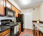 Kitchen, Preston Bend Apartments