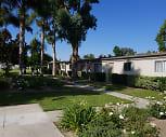 Rose Garden Apartments, Jordan Intermediate School, Garden Grove, CA