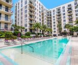 Pool, Midtown 24 Apartments