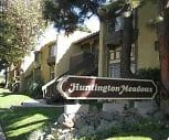 Huntington Meadows Apartments, Joseph R Perry Elementary School, Huntington Beach, CA