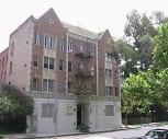 Gailmore & Elmwood Apartments, Van Ness Avenue Elementary School, Los Angeles, CA