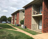 Pullman Park Apartments, Gatesville Junior High School, Gatesville, TX