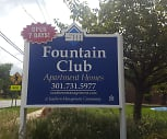 Fountain Club Apartment Homes, Charles Carroll Middle School, New Carrollton, MD