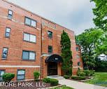 Kenmore Park Apartments, York Comm High School, Elmhurst, IL