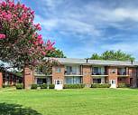 Country Club Apartments, Burbank Elementary School, Hampton, VA
