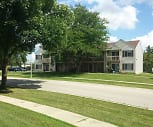 Moore Court Apartments, Grayslake Middle School, Grayslake, IL