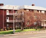 Exterior, Queen Anne Apartments
