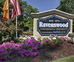 Ravenswood Townhouses and Apartments, Woodland Elementary School, Stow, OH
