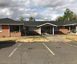 Vandervelden Apartments, Fern Hill Elementary School, Forest Grove, OR
