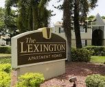 Community Signage, The Lexington