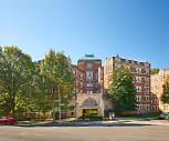 Sedgwick Gardens, Deal Middle School, Washington, DC