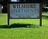 Wilshire Apartments, New Vision Learning Academy, Monroe, LA