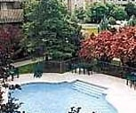 Aerial of Pool, Puckett Place