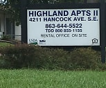 Highland Apartments, Winter Haven, FL