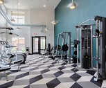 Fitness Weight Room, North 680