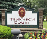 Tennyson Court Apartments, Clarence Senior High School, Clarence, NY