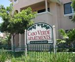 Cabo Verde Apartments, Magnolia Elementary School, El Cajon, CA