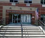 Msgr Thomas E Burke Apartments, Ditmas Junior High School, Brooklyn, NY