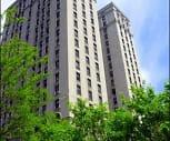 New Cadillac Square Apartments, Greek Town Casino, Detroit, MI